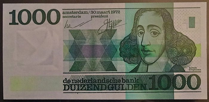 Spinoza1000gulden